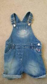 Large bundle girls clothes size 18-24 months