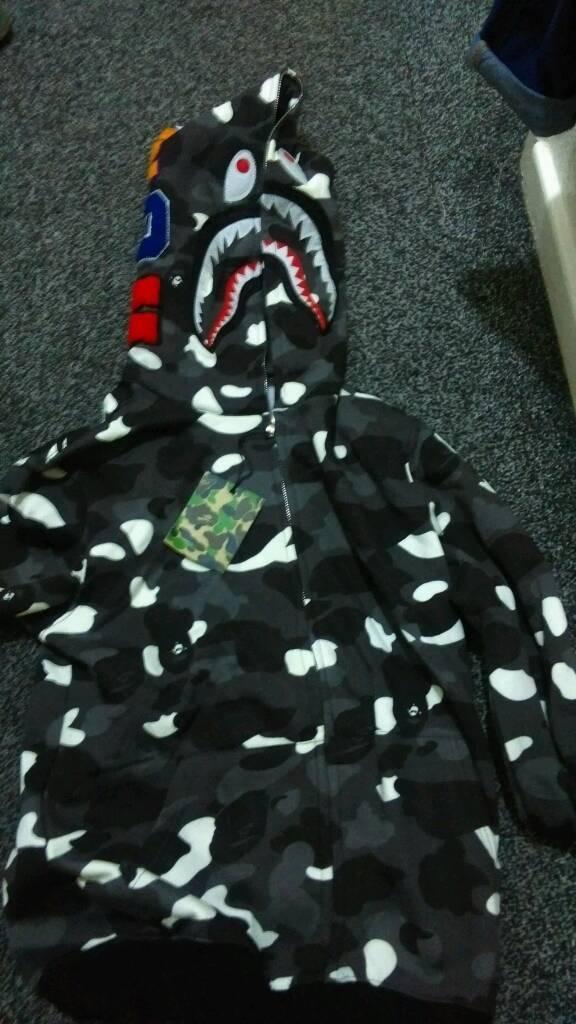 8fd9af321d83 Bape authentic hoodie