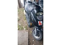 Scooter / Bike 125cc Petrol -- 2009 -- NoN runner ---NOT YAMAHA - Could deliver