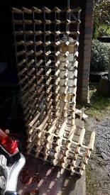 114 bootle wine rack