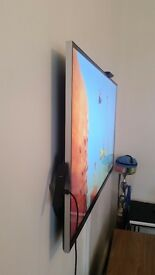 "LG 42"" inch smart tv with magic remote and built in wifi"