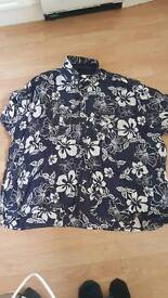 Mens shirt 8xl