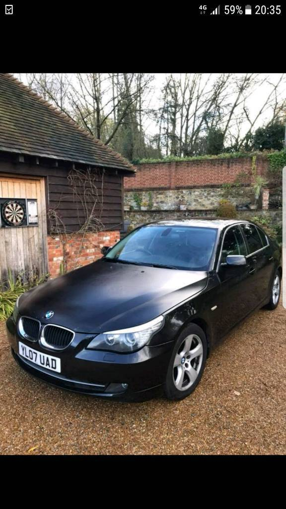 Bmw e60 520d Lci (5 series) | in Maidstone, Kent | Gumtree