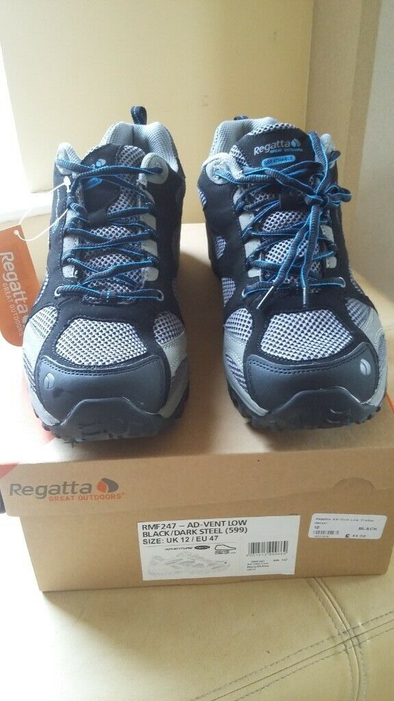 450683f1d9ca8 mens regatta walking shoes/trainers size 12 | in Ballyclare, County ...