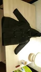 Vintage kids duffle coat