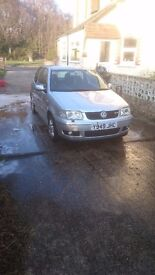 Vw polo 6n2 gti low miles 12months mot