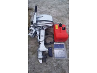 5HP Honda Outboard Engine For Sale (BF55U)