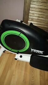 York active 120 Elliptical Cross trainer for sale..£200 ovno