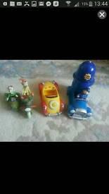 Noddy Toyland bundle toys