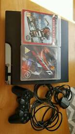 Ps3 with 2 games