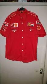 F1 shirts & jackets & cap bundle.