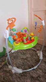 Jumparro by Fisher price