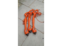3 Flymo Mini Trim Strimmers fully working but require guards , will sell just one if you want