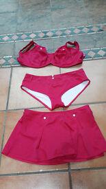 Immaculate Freya Fever Magenta Bikini 30J