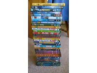 30+ great kids family DVDs, choose which ones you want OR ALL FOR £10