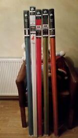 Blinds Blackout Blinds Red,Orange,Green,White,Blue..120cmsx163cms