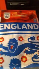 ENGLAND DUVET COVER & CUSHION