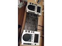 Pioneer djm300 & 2xcdj100