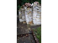 Bricks - Free to collector - Easy access and clean bricks