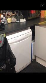 Fridge Freezer/Dishwasher bundle! Perfect condition!