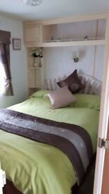 CARAVAN FOR HIRE INGOLDMELLS SKEGNESS LOVELY HOME FROM HOME 6 BIRTH