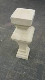 New Artificial Stone Pillar Pedestal