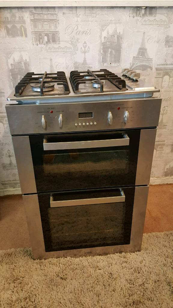 CDA oven and hob. Full working order