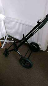 Bugaboo cameleon chassis and wheels