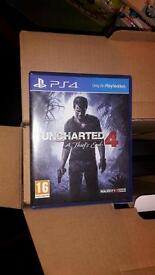 Uncharted 4 Sony PlayStation