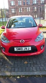 Mazda 2 for sale, low mileage, long MOT, ideal car