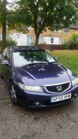 Honda accord 2006, 1 year mot impecable