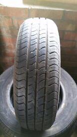 165/65×13 Tyre