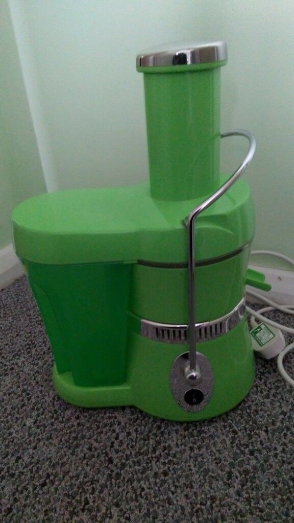 Jack LaLanne's Power Juicer Express Green Model MT1020I good working condition, very clean | in North West London, London | Gumtree