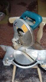 "Makita 9"" blade mitre / chop saw"