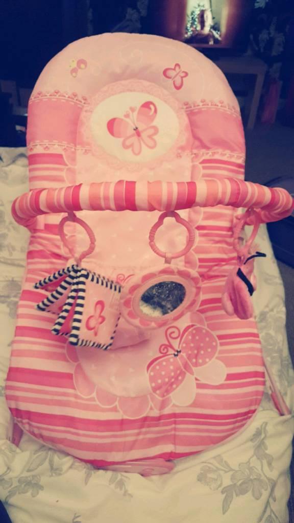 Baby girl Bouncer 0+