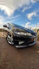 Honda Civic Type S 1.8 iVTEC GT SPORTS EXHAUST LOWERED SUSPENSION. NEED TO GO ASAP