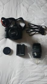 Camera Pentax K30 DSLR Water resistant - Full set