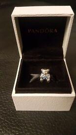 Pandora charm new conditon never worn or taken out box