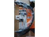 SKS Bluemels Olympic Racer Mudguard Set Matt Black - 700c x 45mm - 45mm - AS NEW