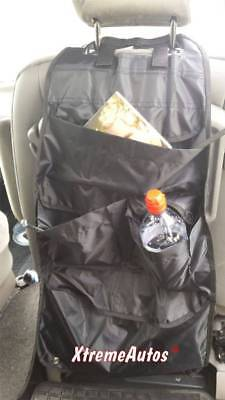 Selection of Universal Car Seat Back Organiser With Storage Compartments  Ipad