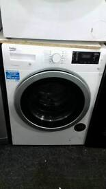 wash and dryers new never used beko 8kg offer sale £235