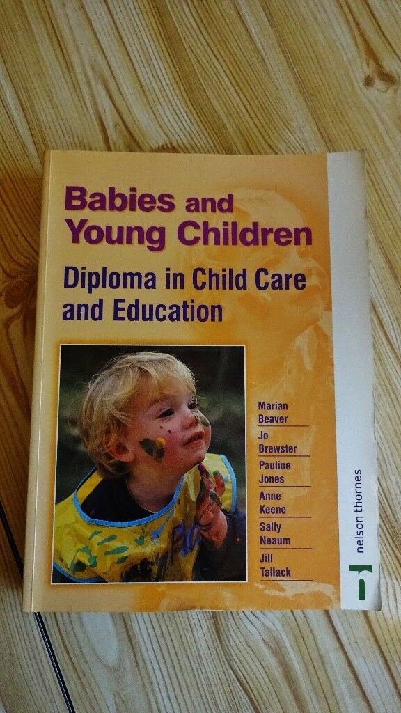 Babies & Young Children Book.