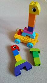 LEGO Duplo My First Toddler Build & Pull Along