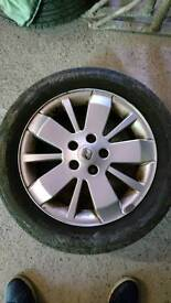 16inch alloys with good tyres