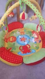 Mothercare Jungle Playmat