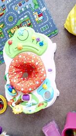 Fisher Price Activity Snack Tray!!!