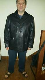 Ben Sherman leather jacket