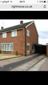 3 BEDROOM HOUSE FOR RENT STAFFORD