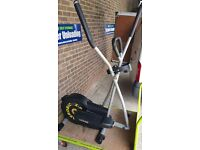 ELLIPTICAL MACHINE / CROSS TRAINER / EXERCISE BIKE - DELIVERY AVAILABLE