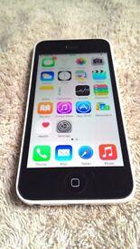 Apple Iphone 5C White, 32GB, unlocked